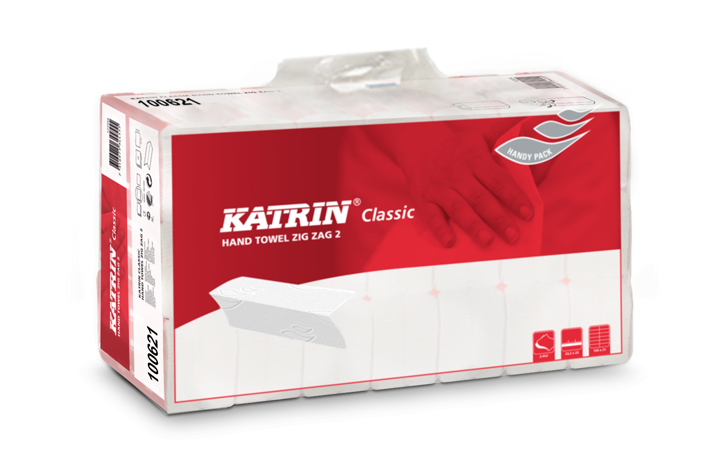 Katrin Classic ZZ 2 21x150, Handy Pack 100621
