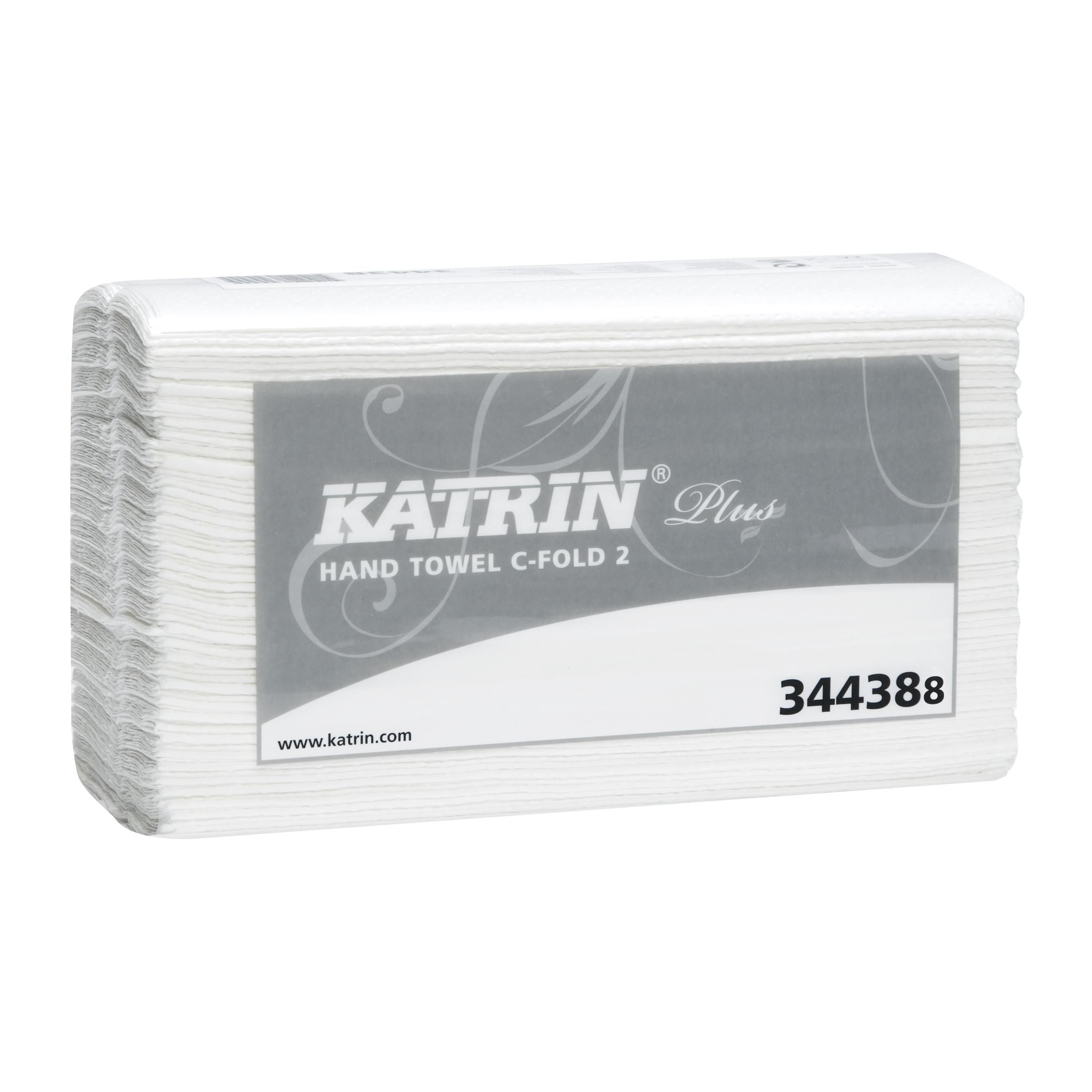 Katrin PLUS Hand Towel C-Fold 2   344302