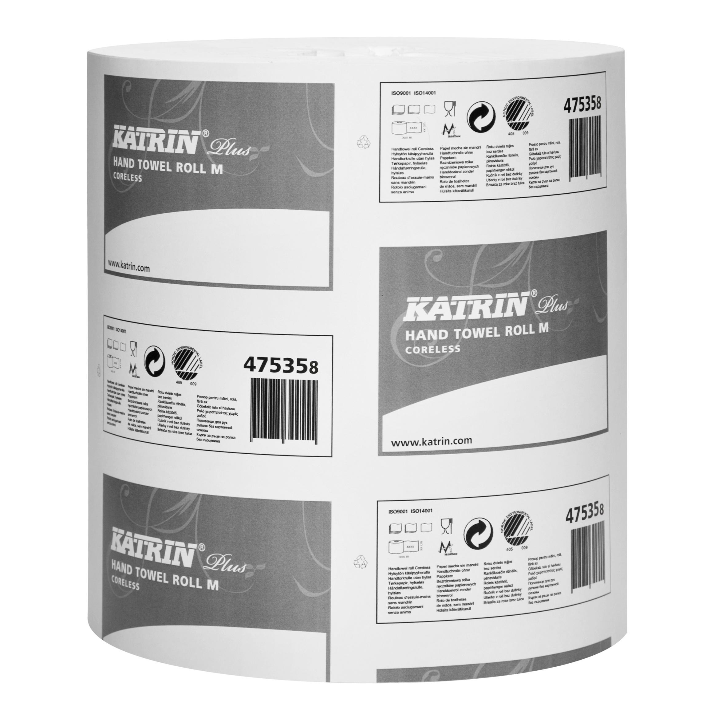 Katrin PLUS Hand Towel Roll M Coreless 475355